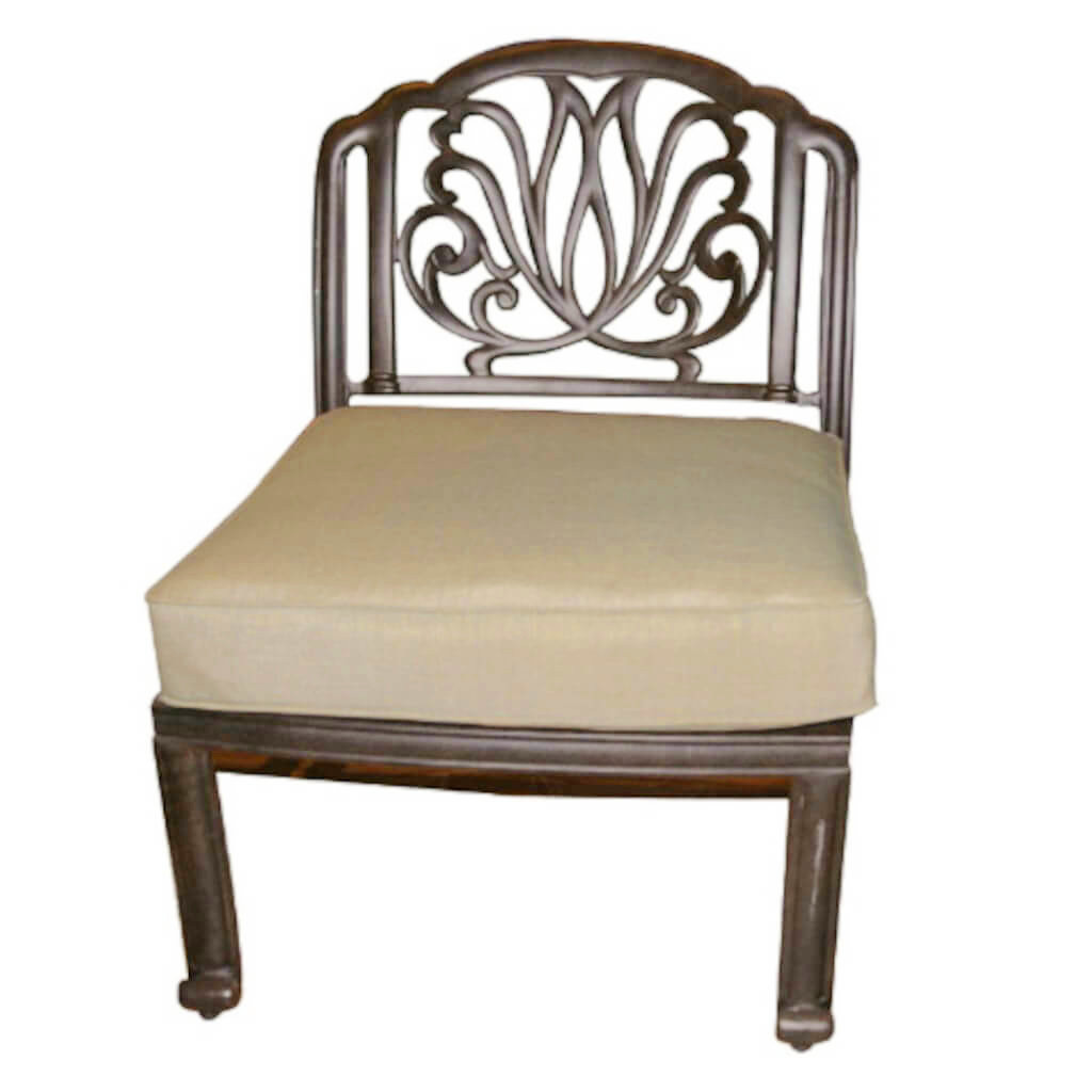 Lillian Armless Club Chair